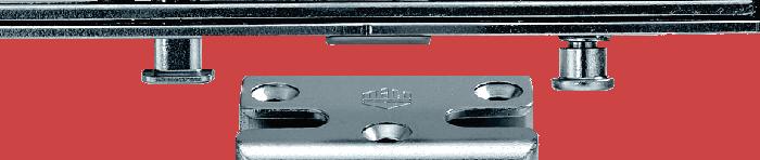 Pilzkopfverriegelung-Neuss